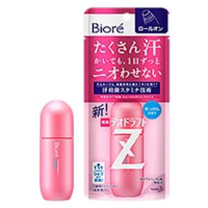 ビオレ 薬用デオドラントZ ロールオン せっけんの香り